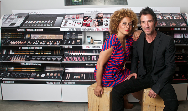 Davis and dean factor 39 s smashbox art living - Superstudio barcelona ...