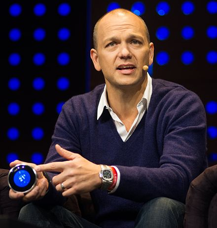 Entertainment Gurus Tony Fadell